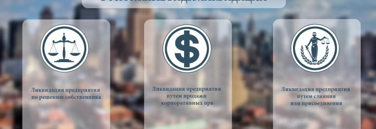 Ликвидация фирм, Предприятия ООО, ЗАО, ИП, Самара, Тольятти.