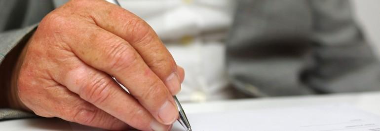 Услуги юриста — Оформление наследства, вступление в права.